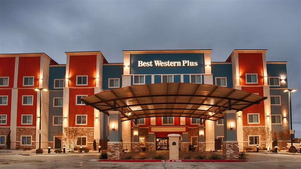 Best Western Plus North Odessa Inn & Suites - Außenansicht