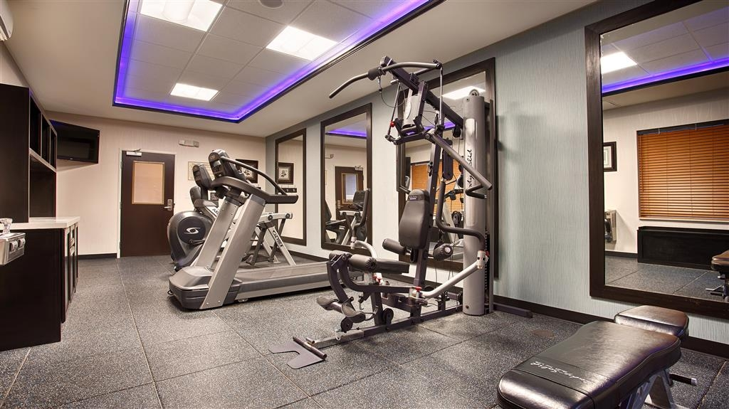 Best Western Plus North Odessa Inn & Suites - Fitnessstudio