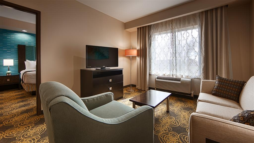 Best Western Premier Ashton Suites-Willowbrook - Suite