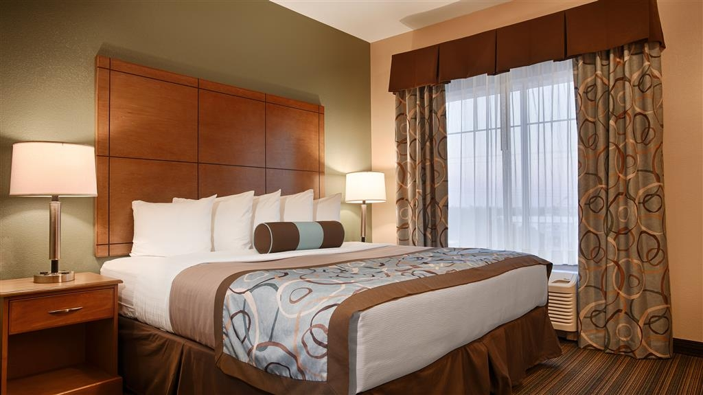 Best Western Plus Seminole Hotel & Suites - Chambre