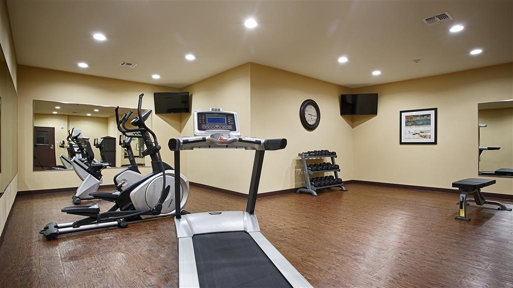 Best Western Plus Fort Worth Forest Hill Inn & Suites - Centro fitness