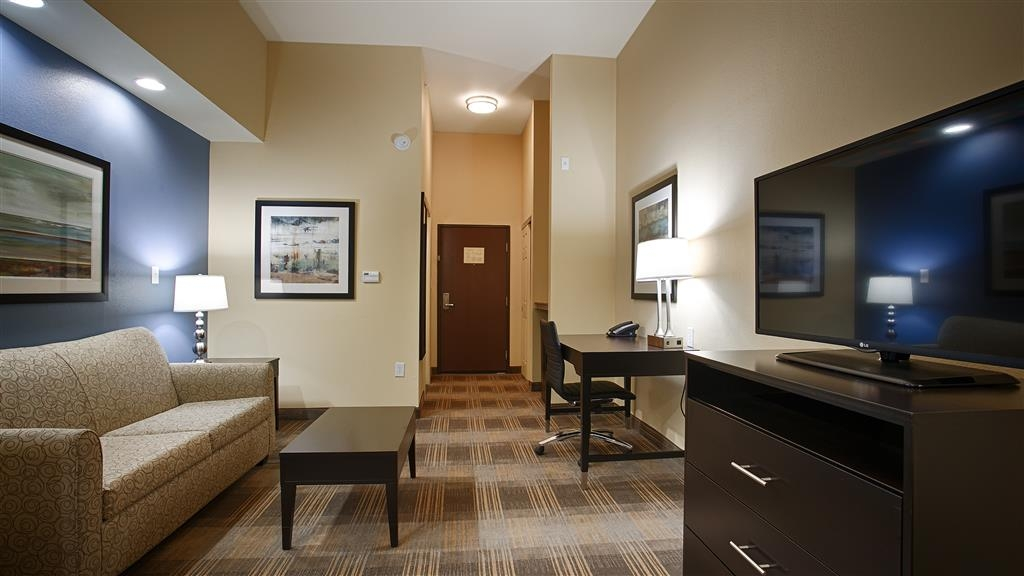 Best Western Plus Fort Worth Forest Hill Inn & Suites - Camera