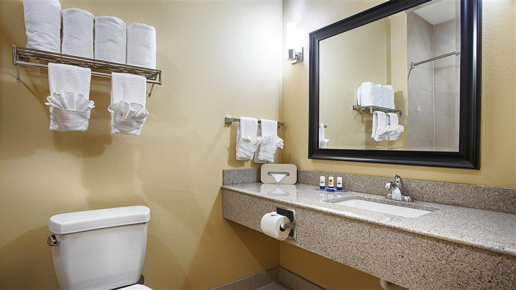 Best Western Plus Fort Worth Forest Hill Inn & Suites - Bagno