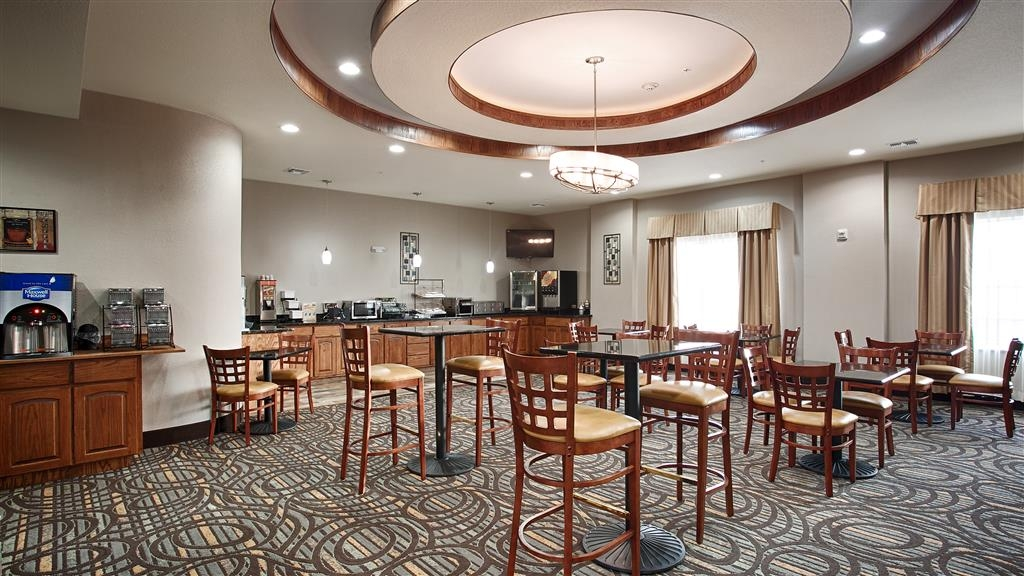 Best Western Plus Fort Worth Forest Hill Inn & Suites - Area colazione