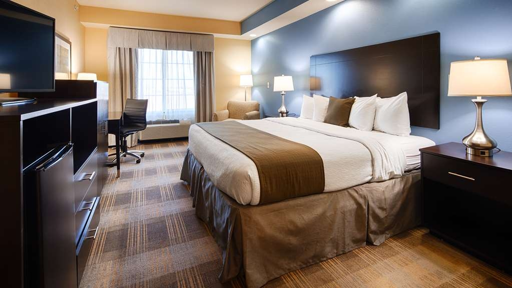 Best Western Plus Fort Worth Forest Hill Inn & Suites - Camere / sistemazione