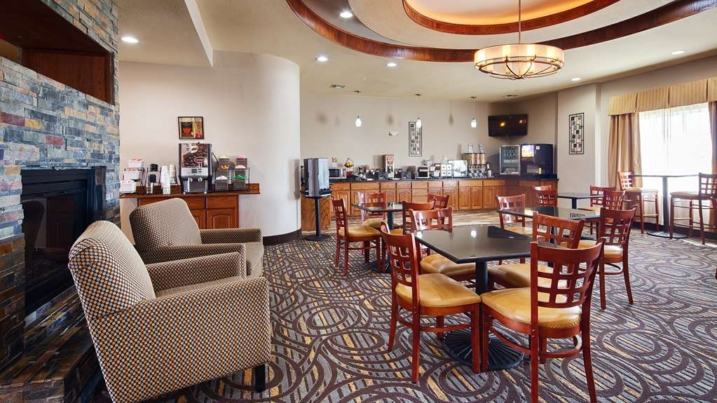 Best Western Plus Fort Worth Forest Hill Inn & Suites - Ristorante / Strutture gastronomiche