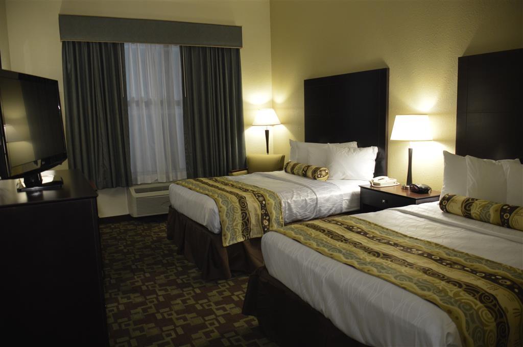 Best Western Plus Hobby Airport Inn & Suites - Habitaciones/Alojamientos