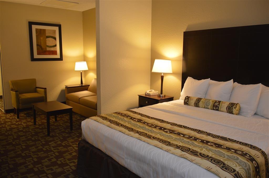 Best Western Plus Hobby Airport Inn & Suites - Suite
