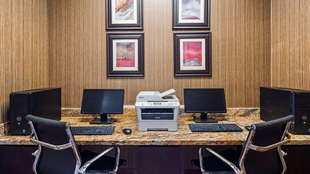 Best Western Plus Hobby Airport Inn & Suites - centre des affaires