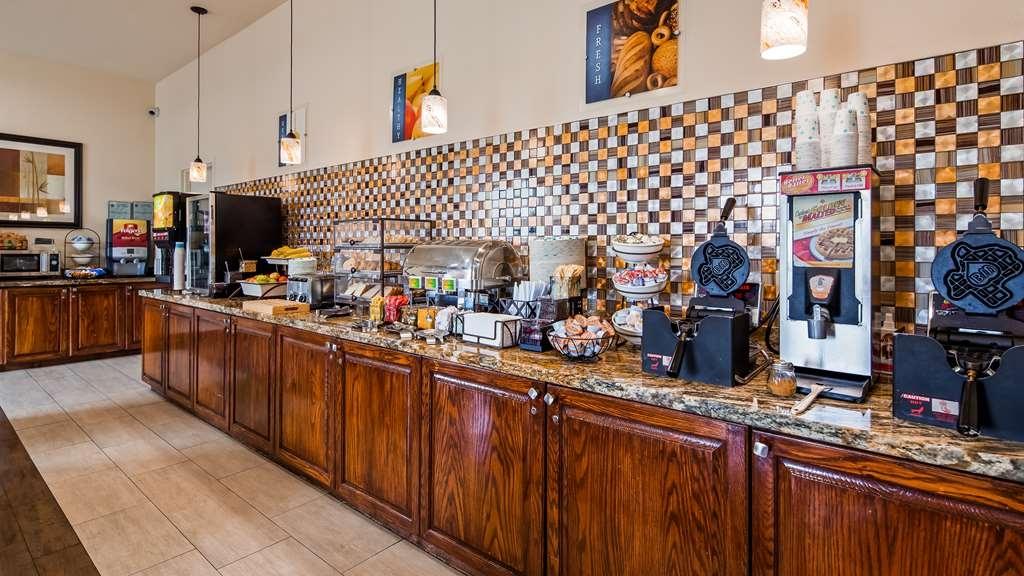 Best Western Plus Hobby Airport Inn & Suites - Restaurant / Gastronomie