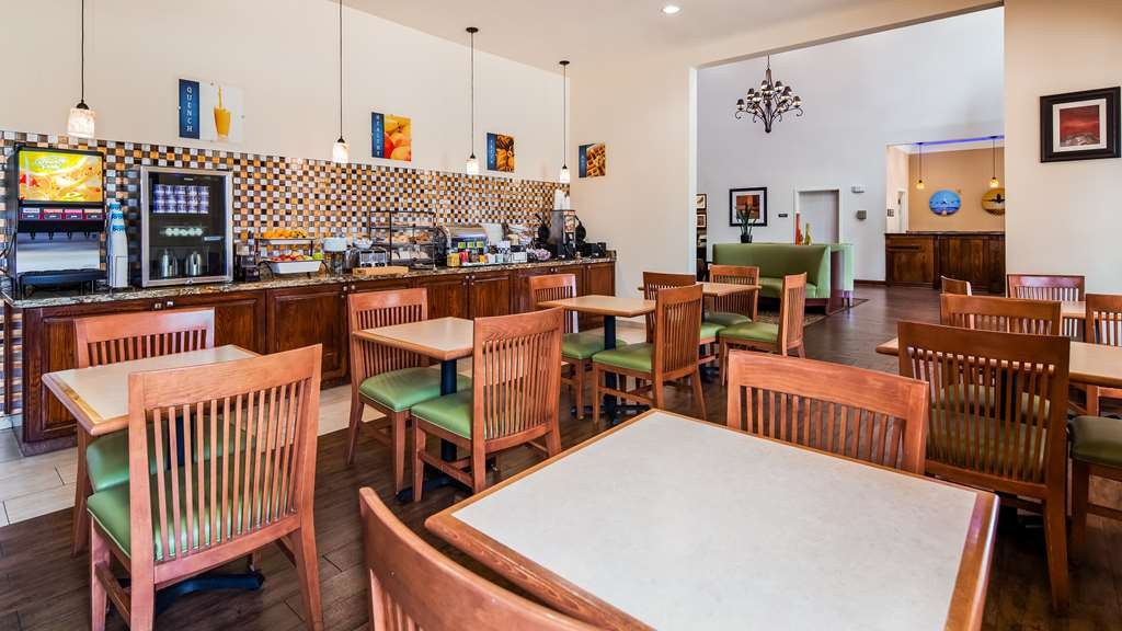 Best Western Plus Hobby Airport Inn & Suites - Restaurant / Etablissement gastronomique