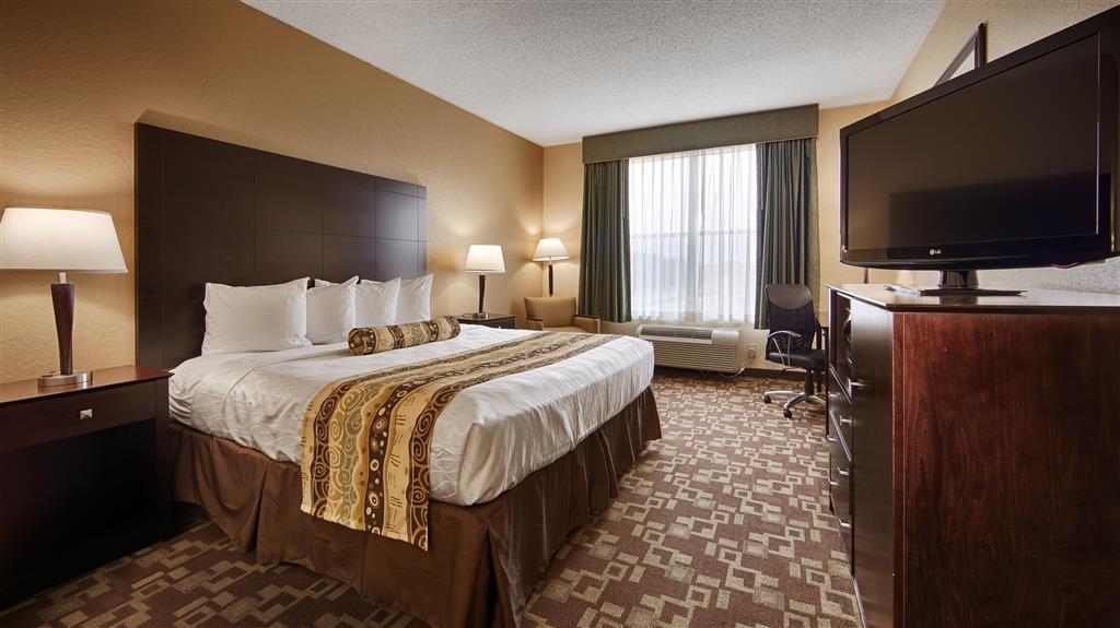 Best Western Plus Hobby Airport Inn & Suites - Camere / sistemazione