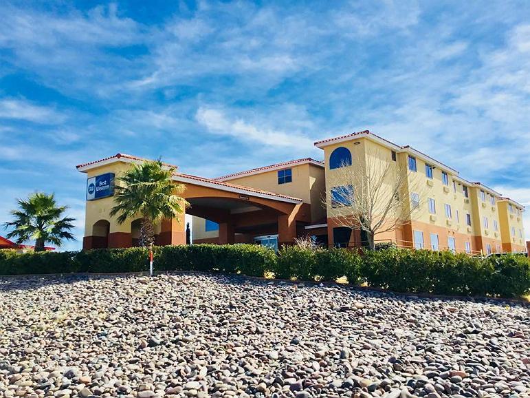 Best Western East El Paso Inn