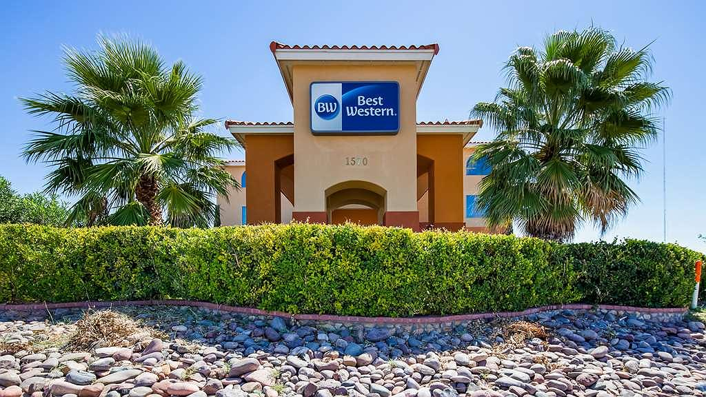 Best Western East El Paso Inn - Vista exterior
