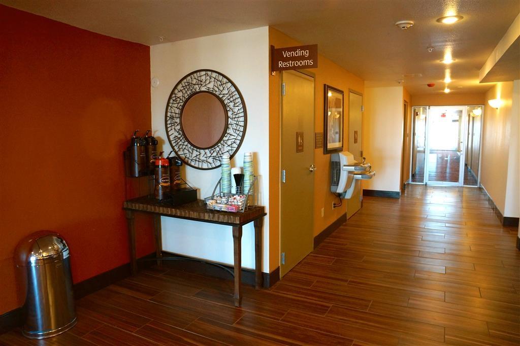 Best Western East El Paso Inn - Servicio de café