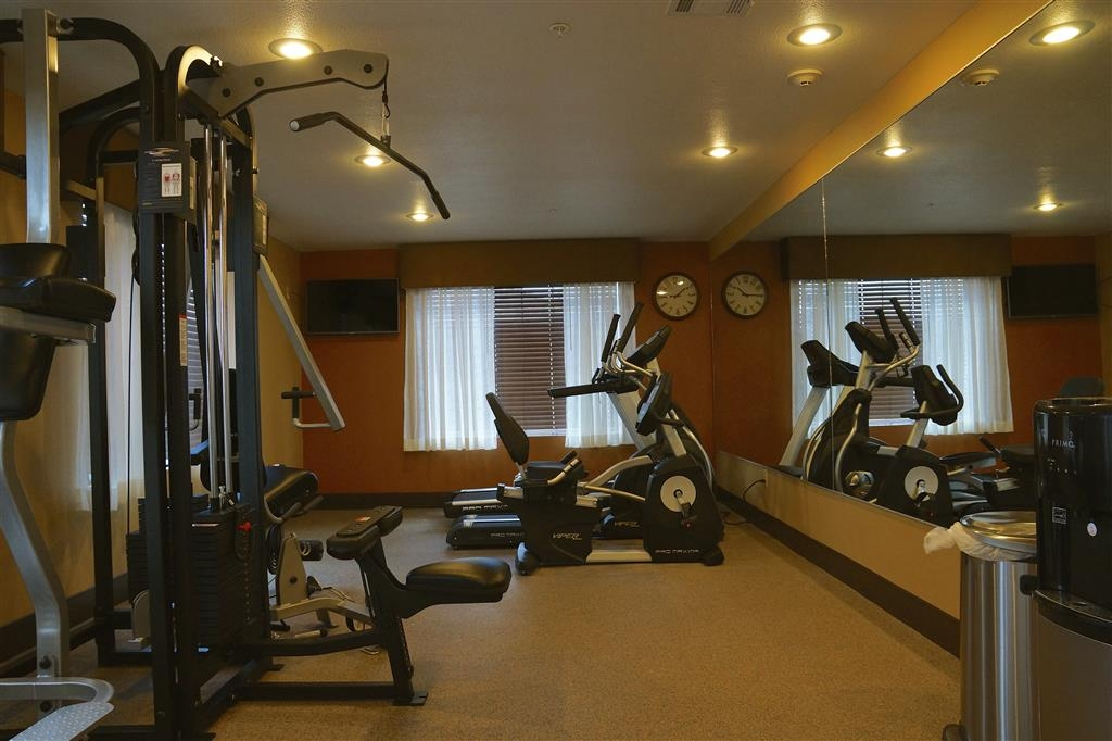 Best Western East El Paso Inn - Centro fitness