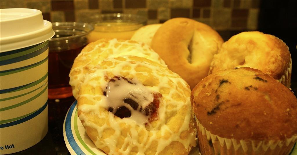 Best Western East El Paso Inn - Desayuno