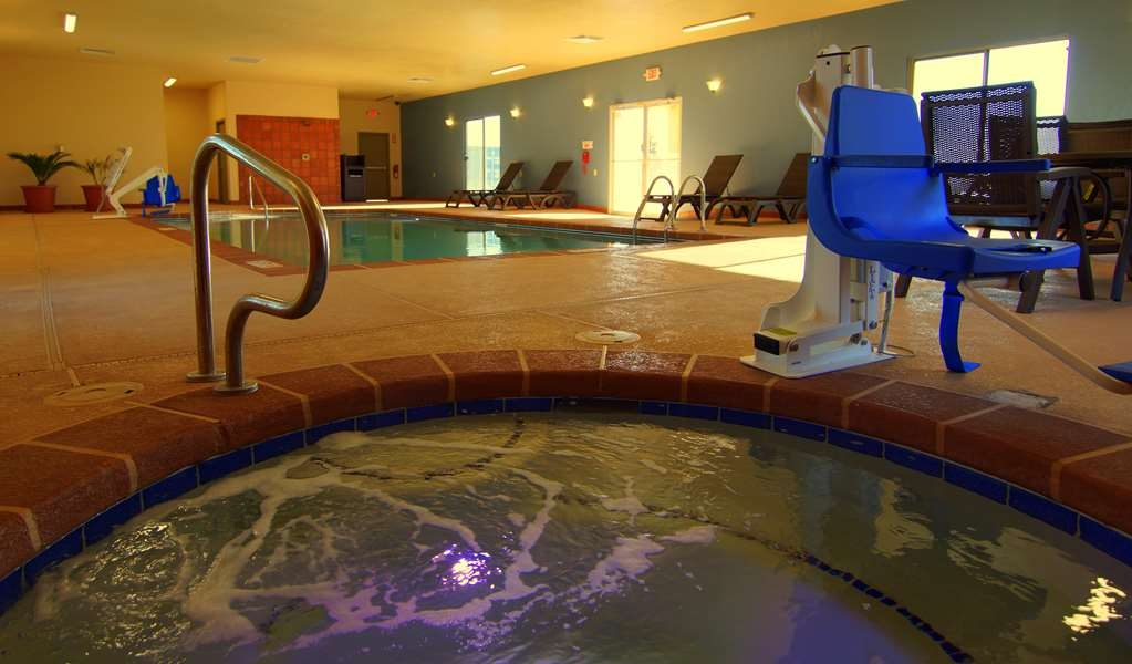 Best Western East El Paso Inn - Piscina