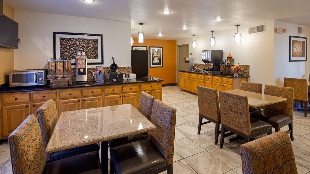 Best Western East El Paso Inn - Restaurant / Etablissement gastronomique