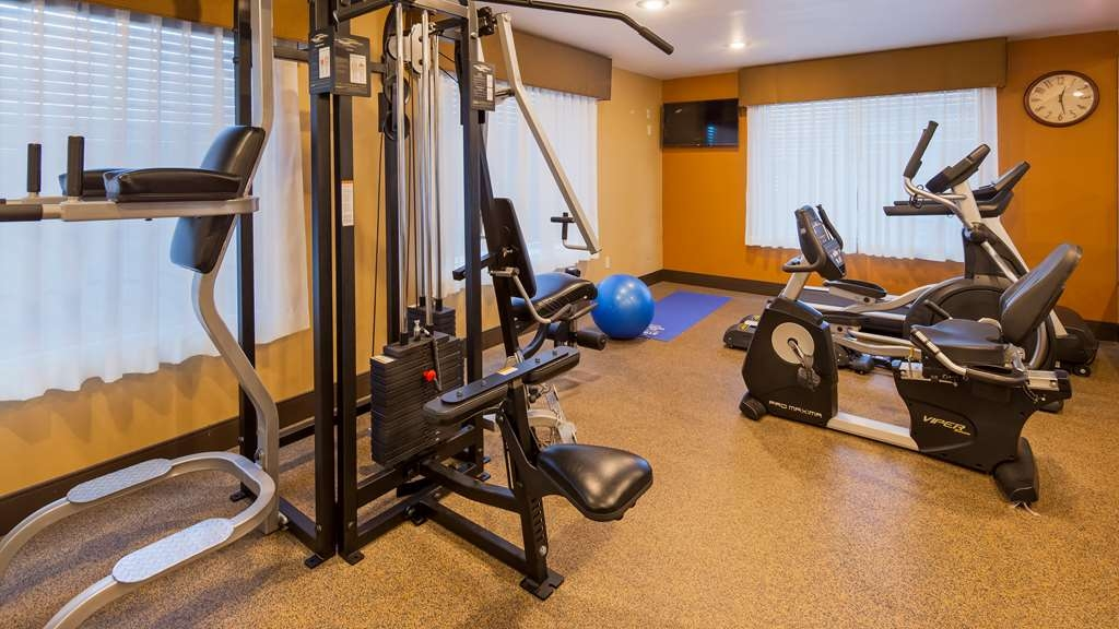 Best Western East El Paso Inn - Club de remise en forme