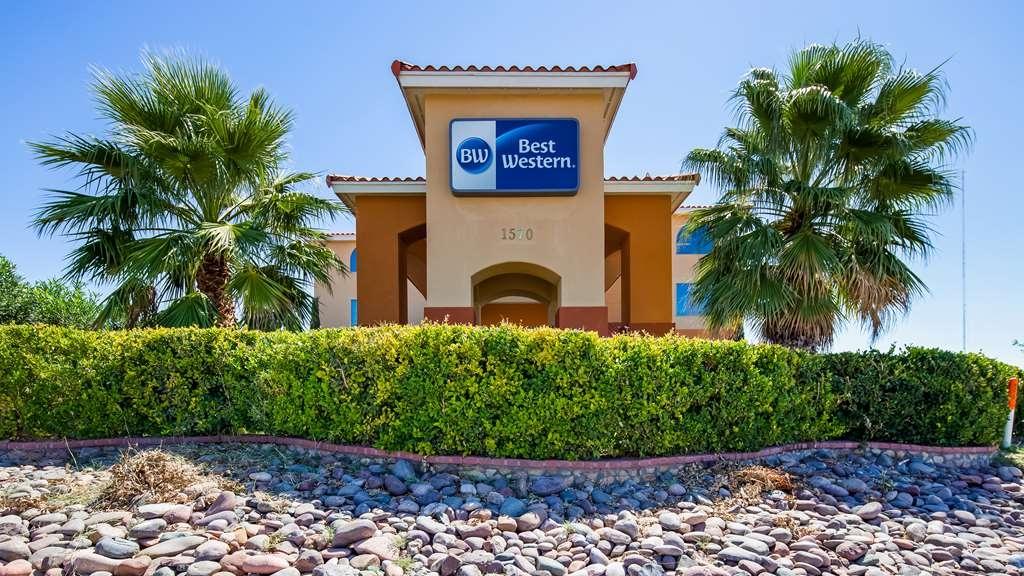 Best Western East El Paso Inn - Facciata dell'albergo