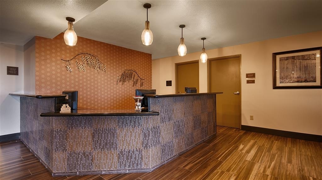 Best Western East El Paso Inn - Hall