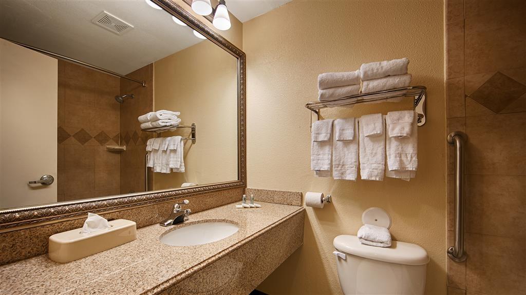 Best Western East El Paso Inn - Cuarto de baño