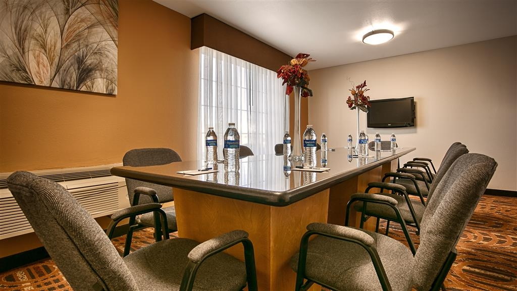Best Western East El Paso Inn - Sala meeting