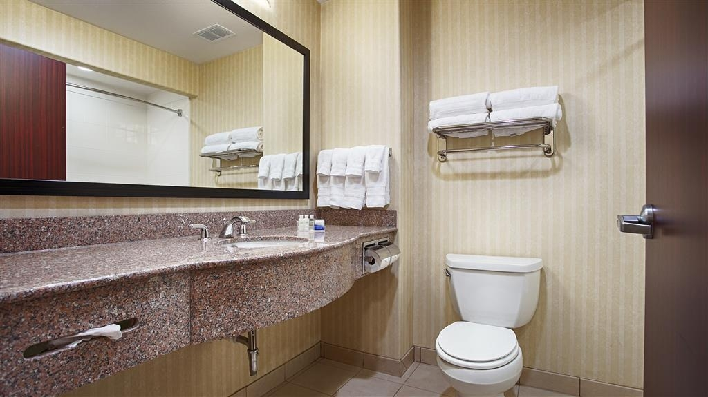 Best Western Plus Waxahachie Inn & Suites - Bagno