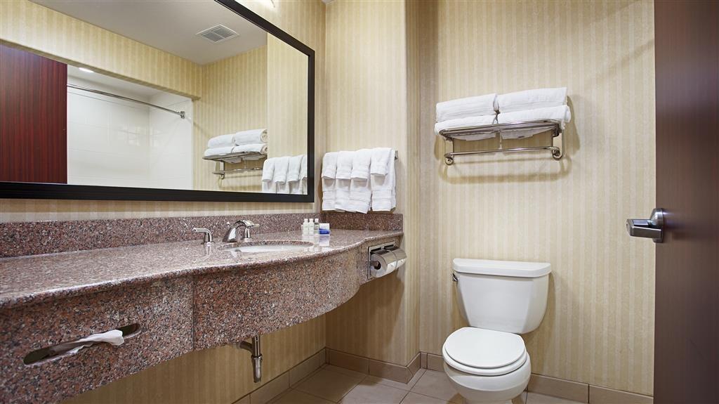 Best Western Plus Waxahachie Inn & Suites - Salle de bain