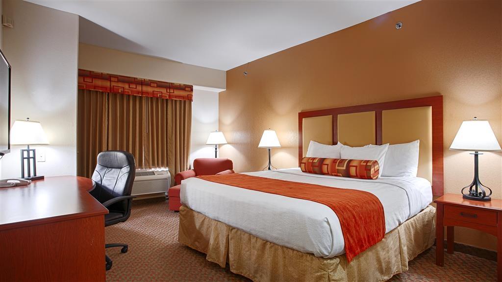 Best Western Plus Waxahachie Inn & Suites - Chambres / Logements