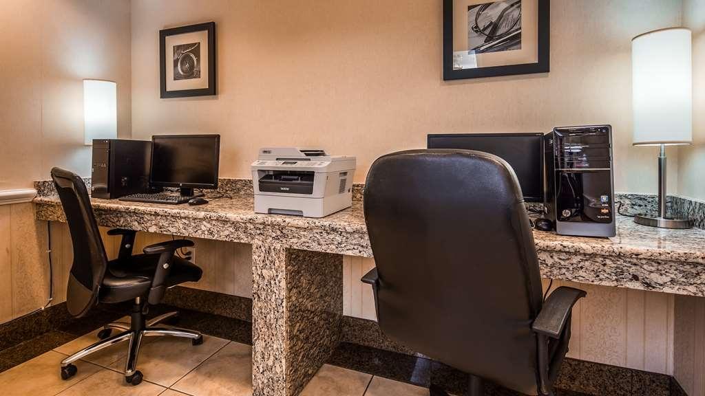 Best Western Plus Waxahachie Inn & Suites - centre des affaires