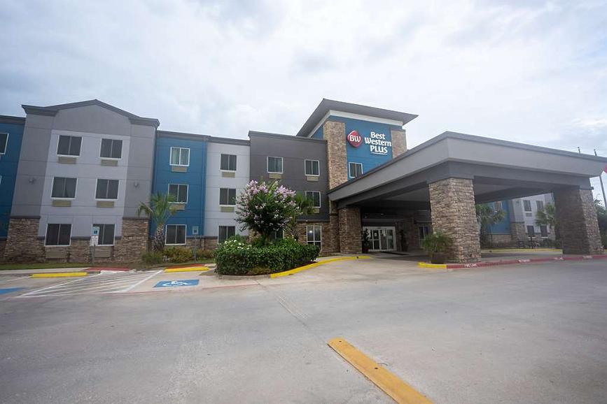 Best Western Plus Seabrook Suites - Area esterna