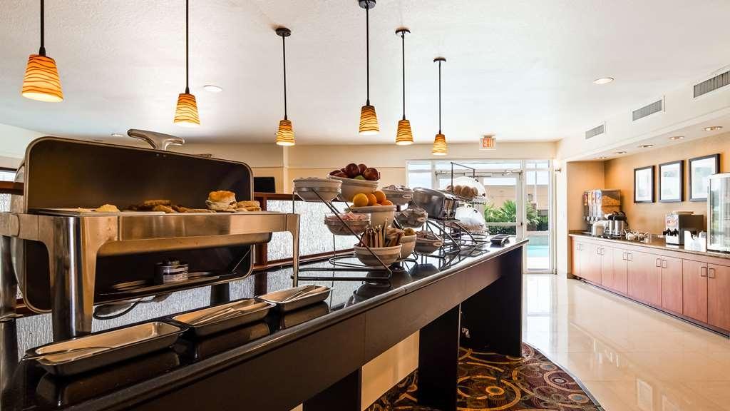 Best Western Plus Seabrook Suites - Restaurant / Gastronomie