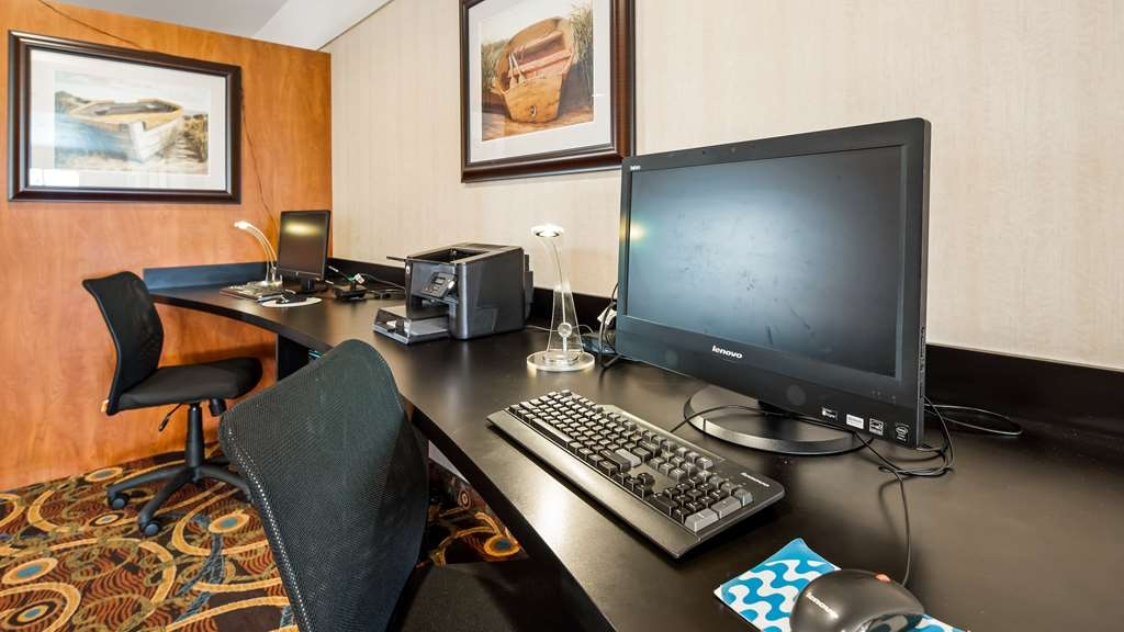 Best Western Plus Seabrook Suites - affari-centro