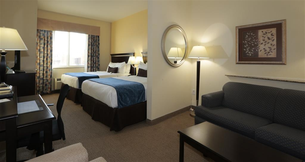 Best Western Plus Seabrook Suites - Suite