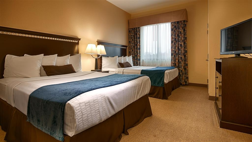 Best Western Plus Seabrook Suites - Guest Room