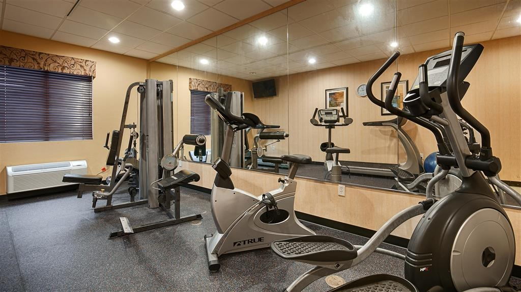 Best Western Plus Seabrook Suites - Fitness Center
