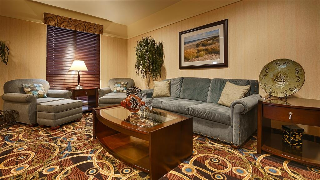 Best Western Plus Seabrook Suites - Hall