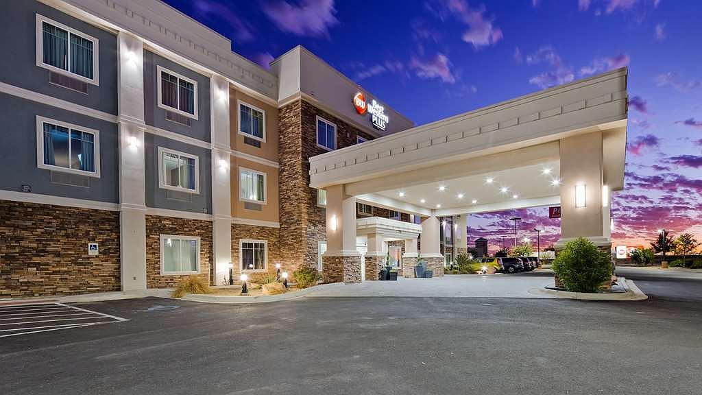 Best Western Plus Fort Stockton Hotel - Vue extérieure
