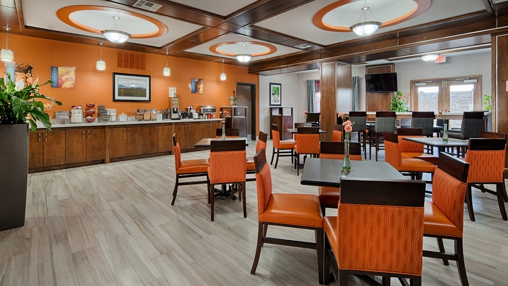 Best Western Plus Fort Stockton Hotel - colazione