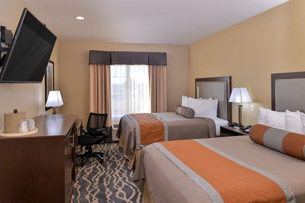 Best Western Plus Fort Stockton Hotel - Guest Room