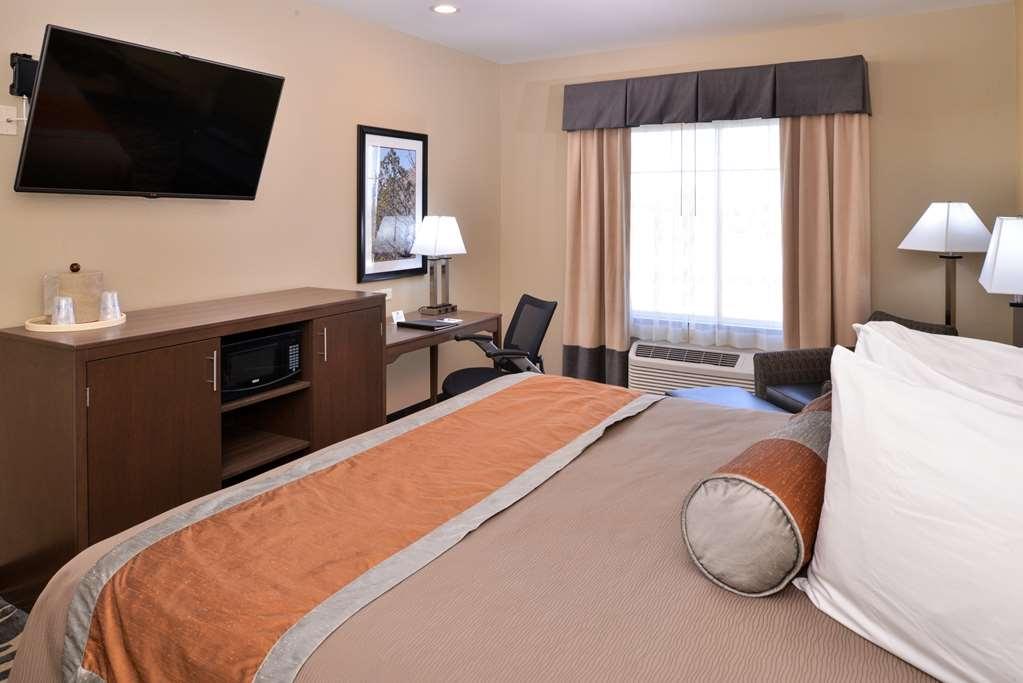 Best Western Plus Fort Stockton Hotel - Gästezimmer/ Unterkünfte
