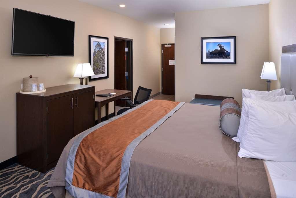 Best Western Plus Fort Stockton Hotel - Camere / sistemazione