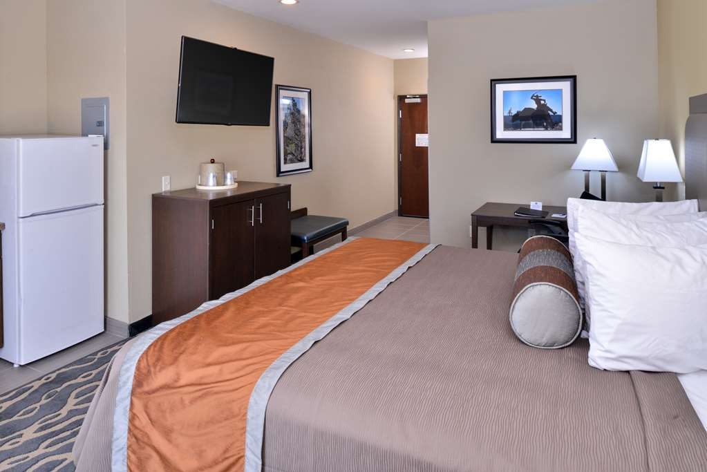 Best Western Plus Fort Stockton Hotel - Suite