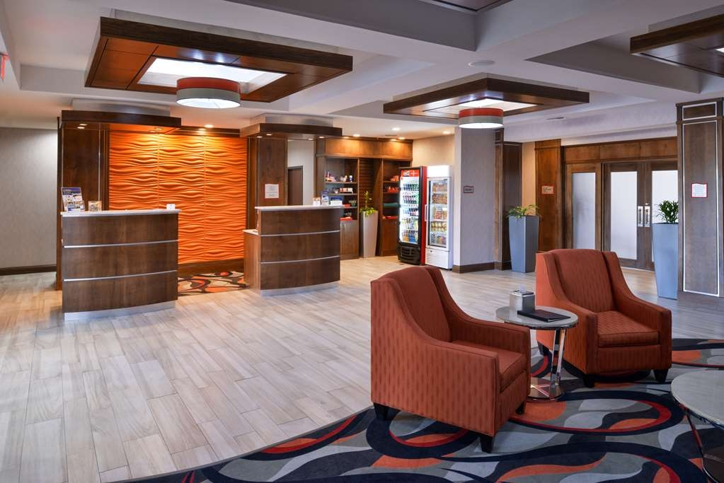 Best Western Plus Fort Stockton Hotel - Vue du lobby