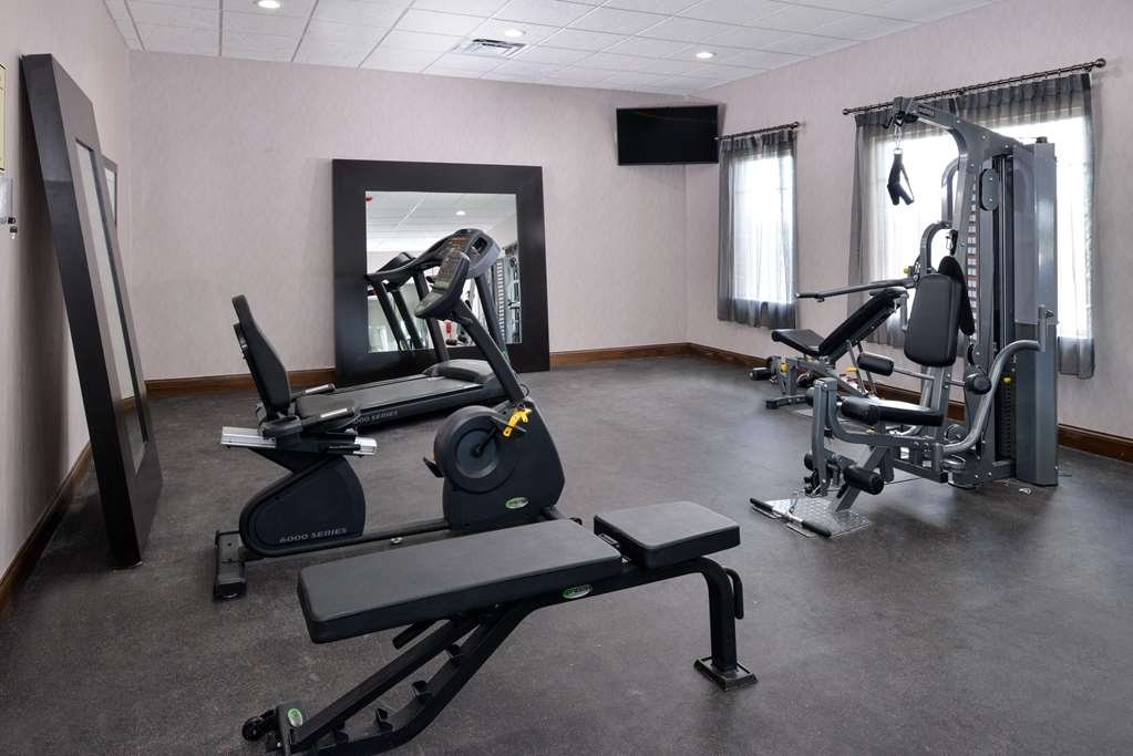 Best Western Plus Fort Stockton Hotel - exercise chambre
