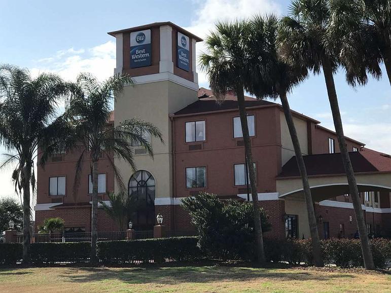 Best Western Orange Inn & Suites - Vista exterior