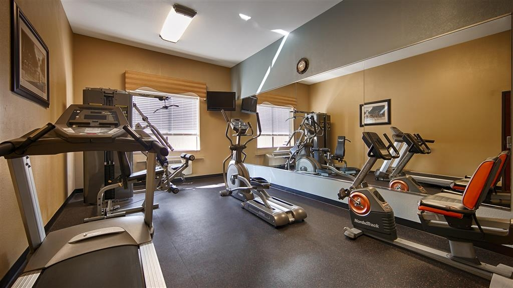Best Western Orange Inn & Suites - Centro fitness