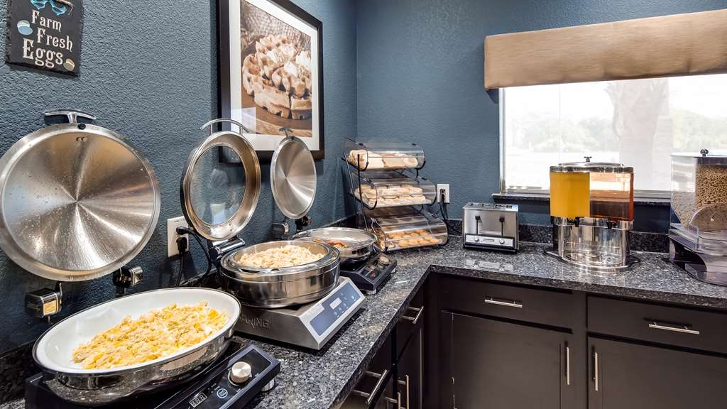 Best Western Plus Lake Jackson Inn & Suites - Restaurante/Comedor